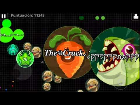 Jugando con amigos Agar.io Blob.io