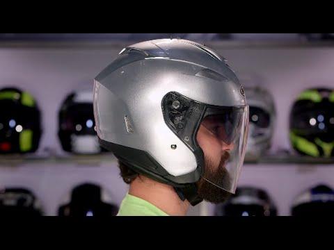 f287a641 HJC IS-33 II Helmet Review at RevZilla.com - YouTube