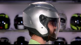 HJC IS-33 II Helmet Review at RevZilla.com