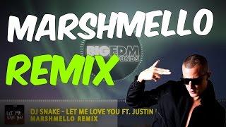 [Future Trap] DJ Snake - Let Me Love You ft. Justin Bieber (Marshmello Remix)