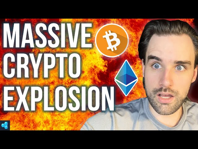 🔴Crypto Exploding to New Highs | What You Must Know!