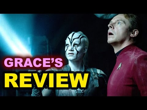 Star Trek Beyond Movie Review  Youtube