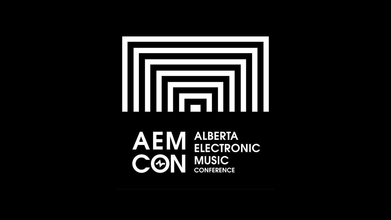 The 2018 Line Up — Alberta Electronic Music Conference