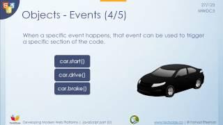 Developing Modern Web Platforms (HTML,CSS,JS) - JavaScript part (D)