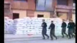 """Hrvatska Vojska-Osijek-Branimir Glavas """"U boj decki s juga2"""""""