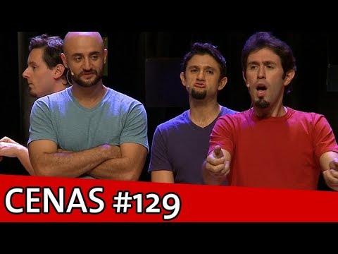 IMPROVÁVEL - CENAS IMPROVÁVEIS #129