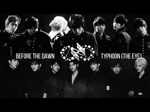 [MV] INFINITE  - 태풍 (The Eye) X Before The Dawn
