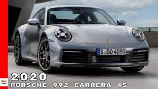 2020 Porsche 911 992 Carrera 4s