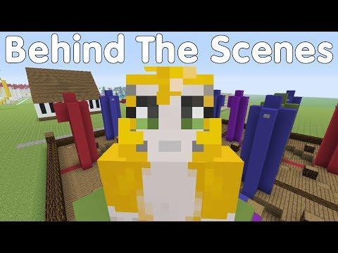 Behind The Scenes - Stuck In