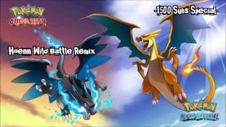 Download Pokémon Omega Ruby & Alpha Sapphire - Wild Battle Remix (1500 subs special)