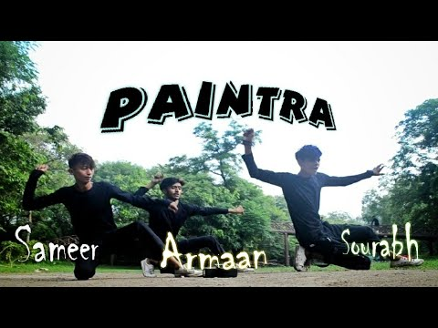 Paintra - Video Song |cover by super boyz|...
