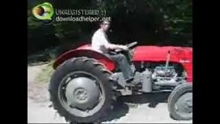 Tracteur V6 GTI