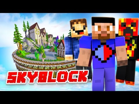 HALF THE PACK! - Minecraft SKYBLOCK #6 (Season 3)