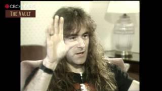 """Iron Maiden's creepy """"Eddie the Head"""" (1987)"""