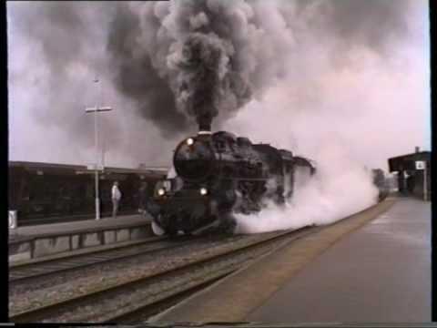 DSB E 991 i Randers.Den 15/8.1993