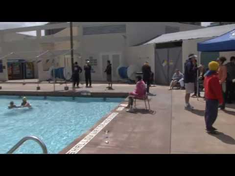 CAF's Catch a Rising Star Swim Workshop - San Diego