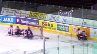 Sparta Praha Sledge hockey Vs. Pardubice - Play off