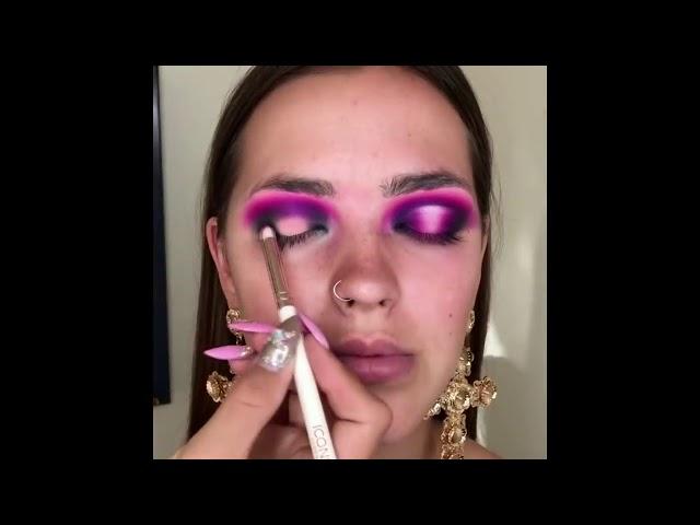 Beautiful Glam Makeup Tutorial Compilations