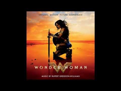 Wonder Woman [2017] OST 11. Hell Hath No Fury
