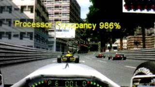 Grand Prix 3 Season 2000 выполняется на S3Trio 3D/2X