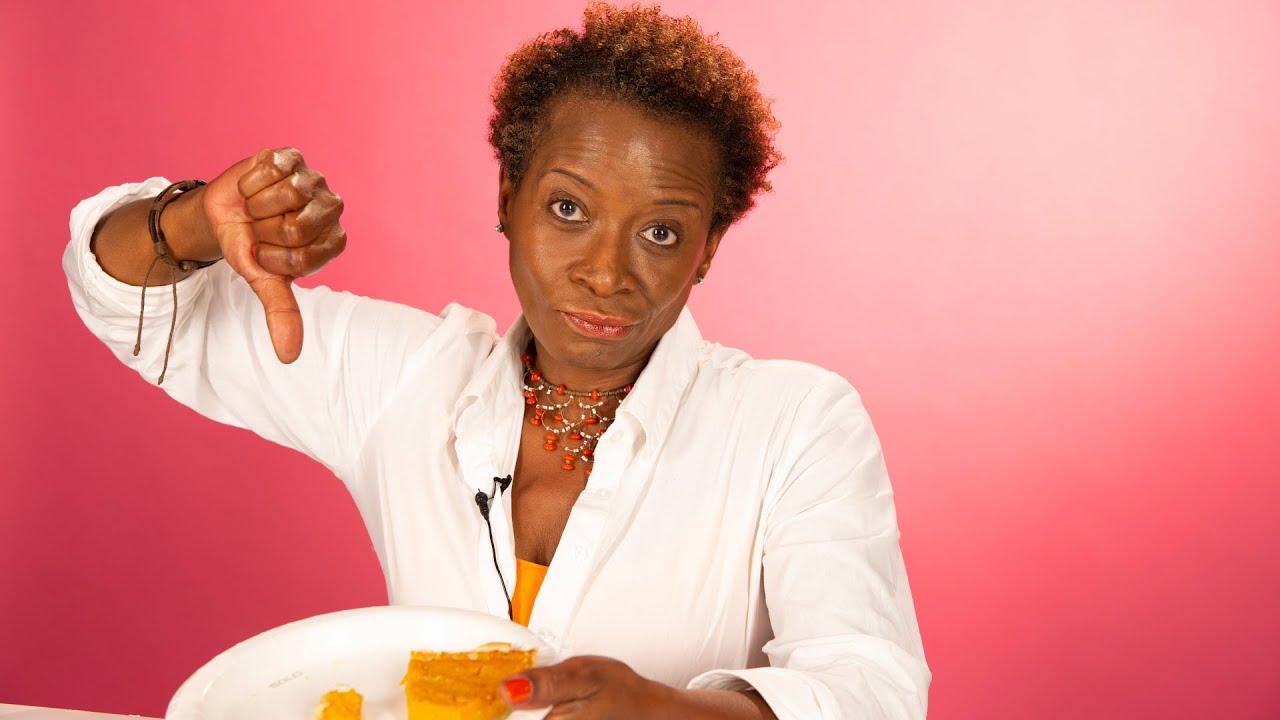 Black Grandmas Try Other Black Grandmas' Sweet Potato Pie