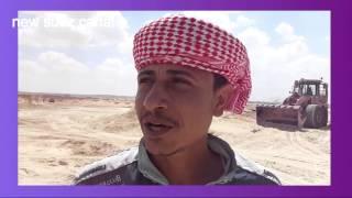 أرشيف قناة السويس الجديدة مشهد عام للحفر فى 17سبتمبر2014 مشاركة أبناء سيناء