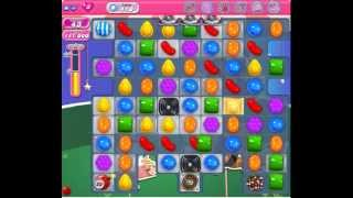 Candy Crush Saga Level 410 New Version - No Boosters