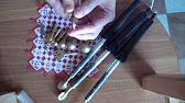 Бульки для изготовления цветов из ткани / Заказ инструментов .