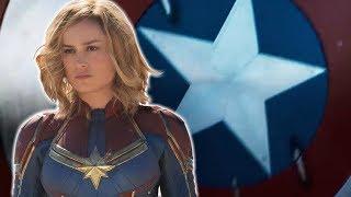 """Avengers Captain Marvel """"HERO"""" TV SPOT & Movie Reviews"""