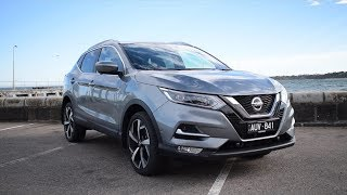 2018 Nissan Qashqai long term review I GoAuto