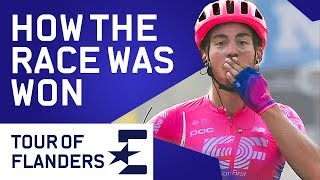 How The Race Was Won | Tour of Flanders 2019 Highlights | Cycling | Eurosport