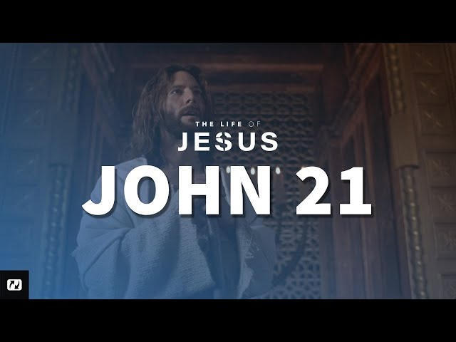 John 21 - Breakfast with Jesus