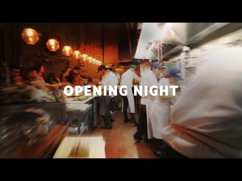 Opening Night At Cockscomb | Chef Chris Cosentino