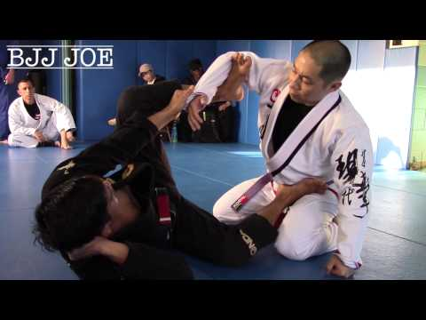 Spider Guard | Basics with Professor Kris Kim, Seoul, Korea