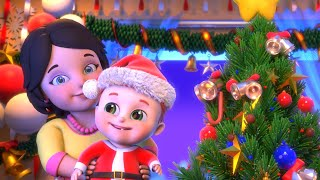 Jingle Bells Songs For Children | Christmas Carol Collection Nursery Rhymes For Kids By Jugnu Kids