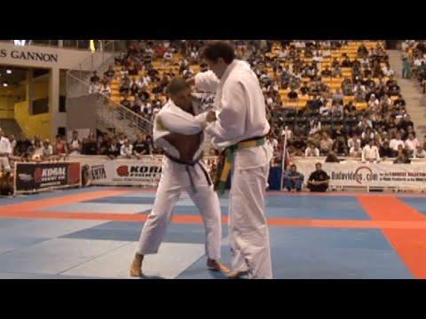 Roger Gracie VS Andre Galvao / World Championship 2008