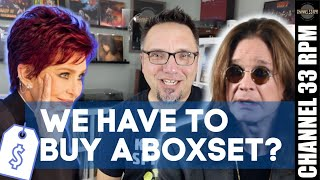 OZZY vinyl reissues finally coming, but only in a $500 box set? | RECORD COLLECTING