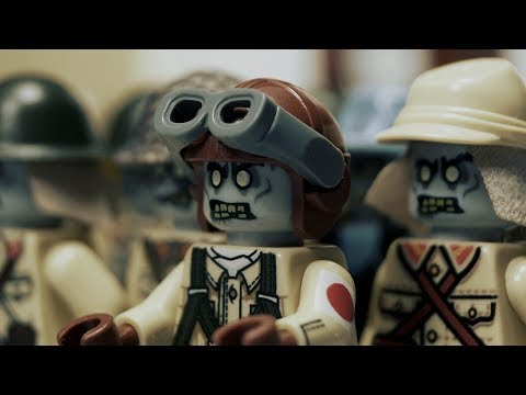 Lego World War II Zombies: Unit 429