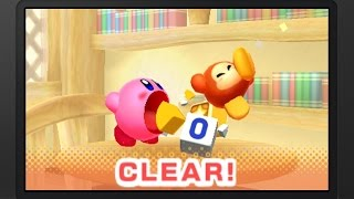 Picross 3D Round 2 - Kirby Playthrough [3DS]