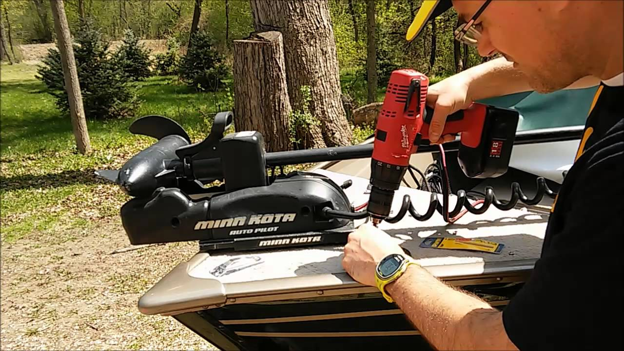 Lund Fishing Boats >> Quick Cleat installation on a 2001 Lund Explorer - YouTube