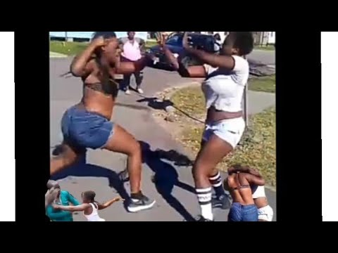 Download Yen mata sunyi tsirara suna fada, Miji da mata sun fidda raini, Ladies Got naked while fightng. 2in1