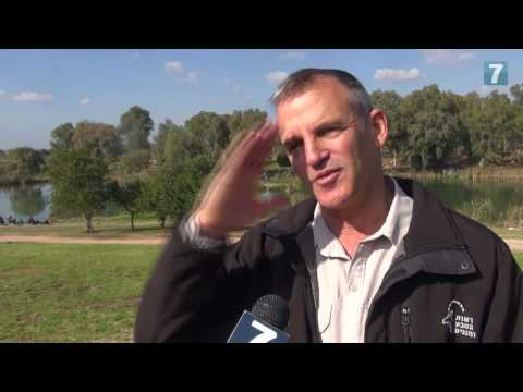 Interview With CEO Of Israel Nature And Parks Authority