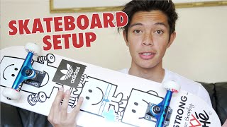 Chris Chann   Skateboard Setup 3