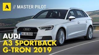 Audi A3 Sportback g-tron 2019 | 1.5 monovalente per 400 km a metano