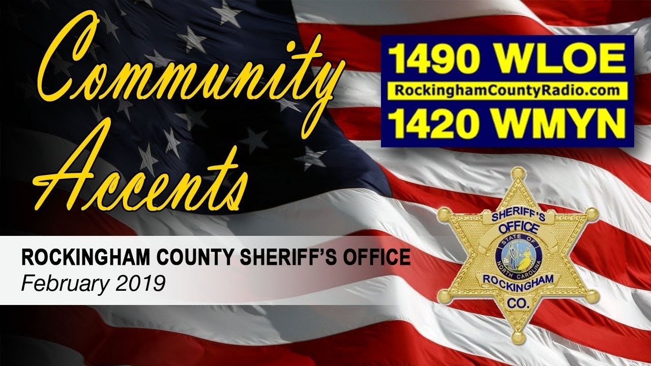 February 2019 Community Accents Rockingham County Sheriffs Office