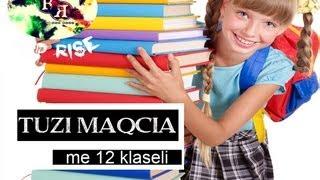 TUZI MAQCIA (rap rise) & INGA - ME 12 KLASELI - album sruli sichume - rap rise - 2012