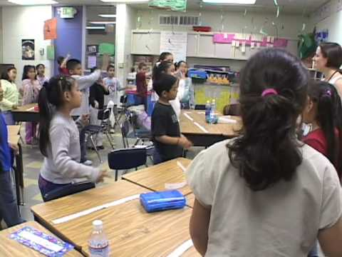 Shaping the Way We Teach English: Bilingual Primary