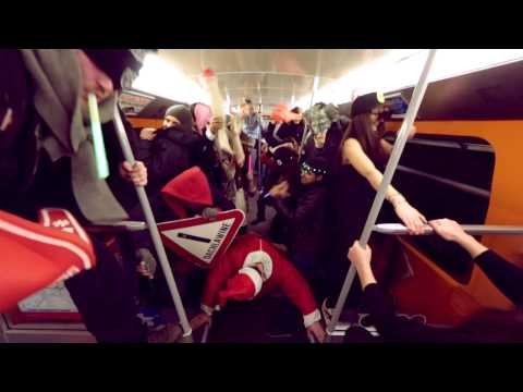 Harlem Shake Vienna Metro