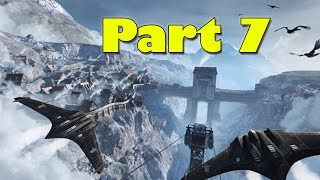 Wolfenstein The Old Blood Walkthrough - Part 7 - Cable-Car Action!
