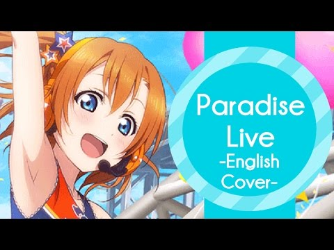 English Cover - Paradise Live (Love Live! School Idol Project) 【Mesoki】